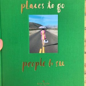 Kate Spade Places to Go, People to See book